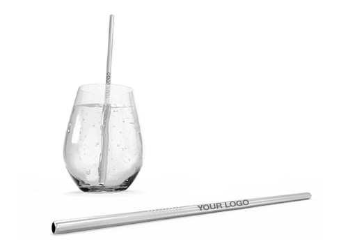 Straight - Personalised Drinking Straws