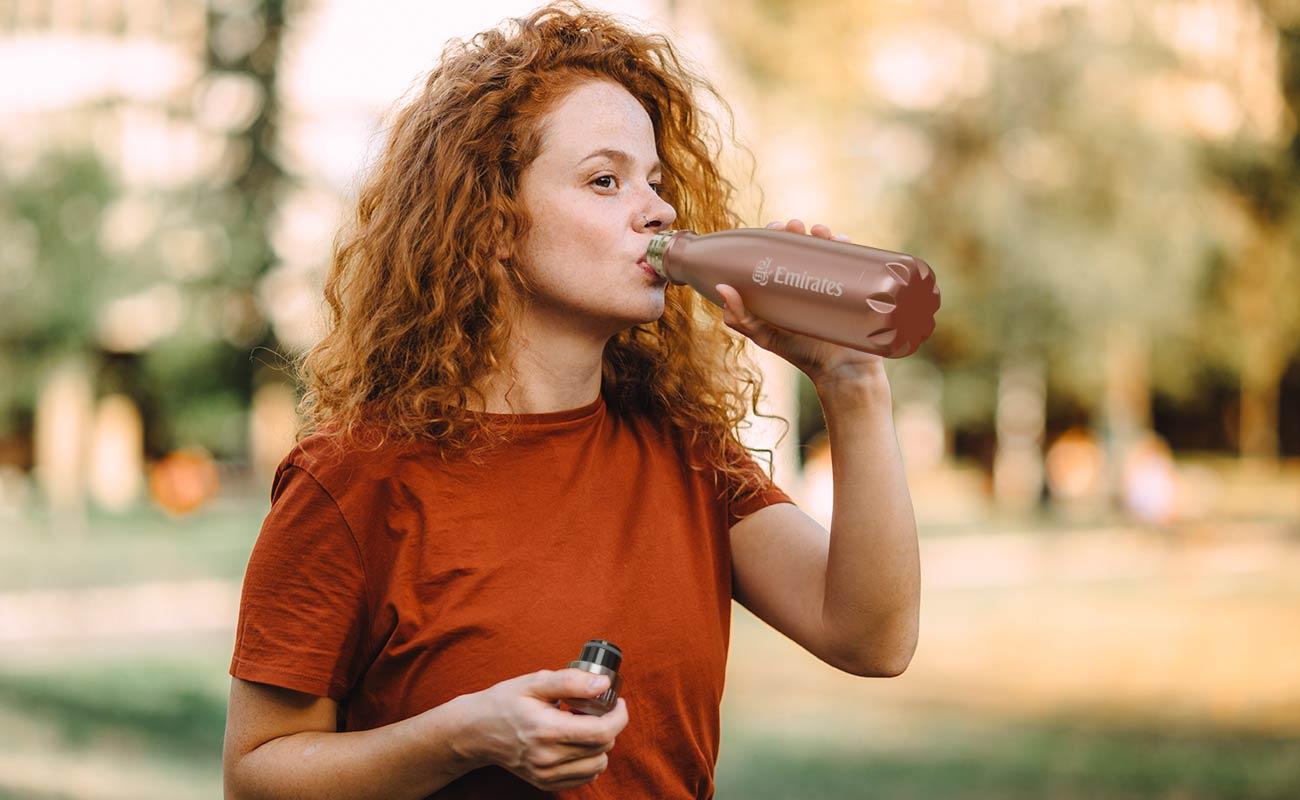 Nova - Water Bottles in Bulk with Logo