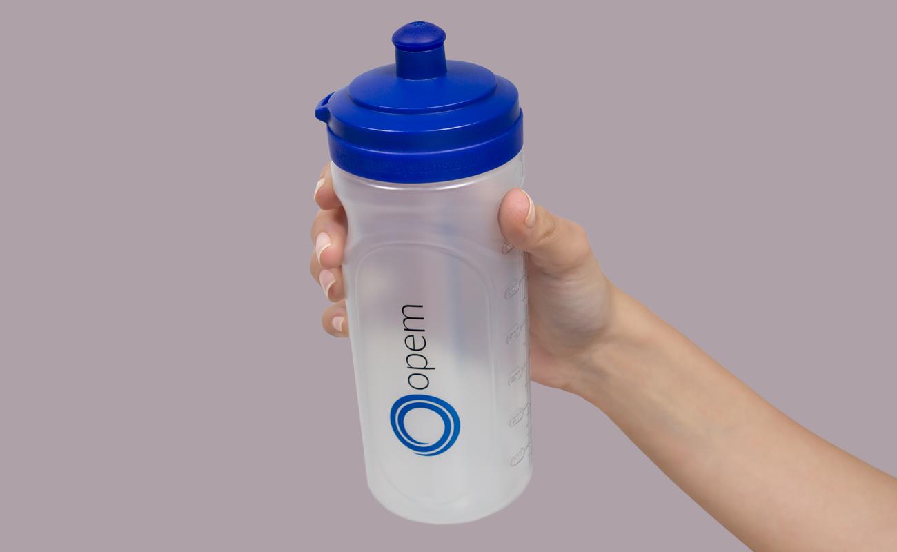 Refresh - Branded Water Bottle